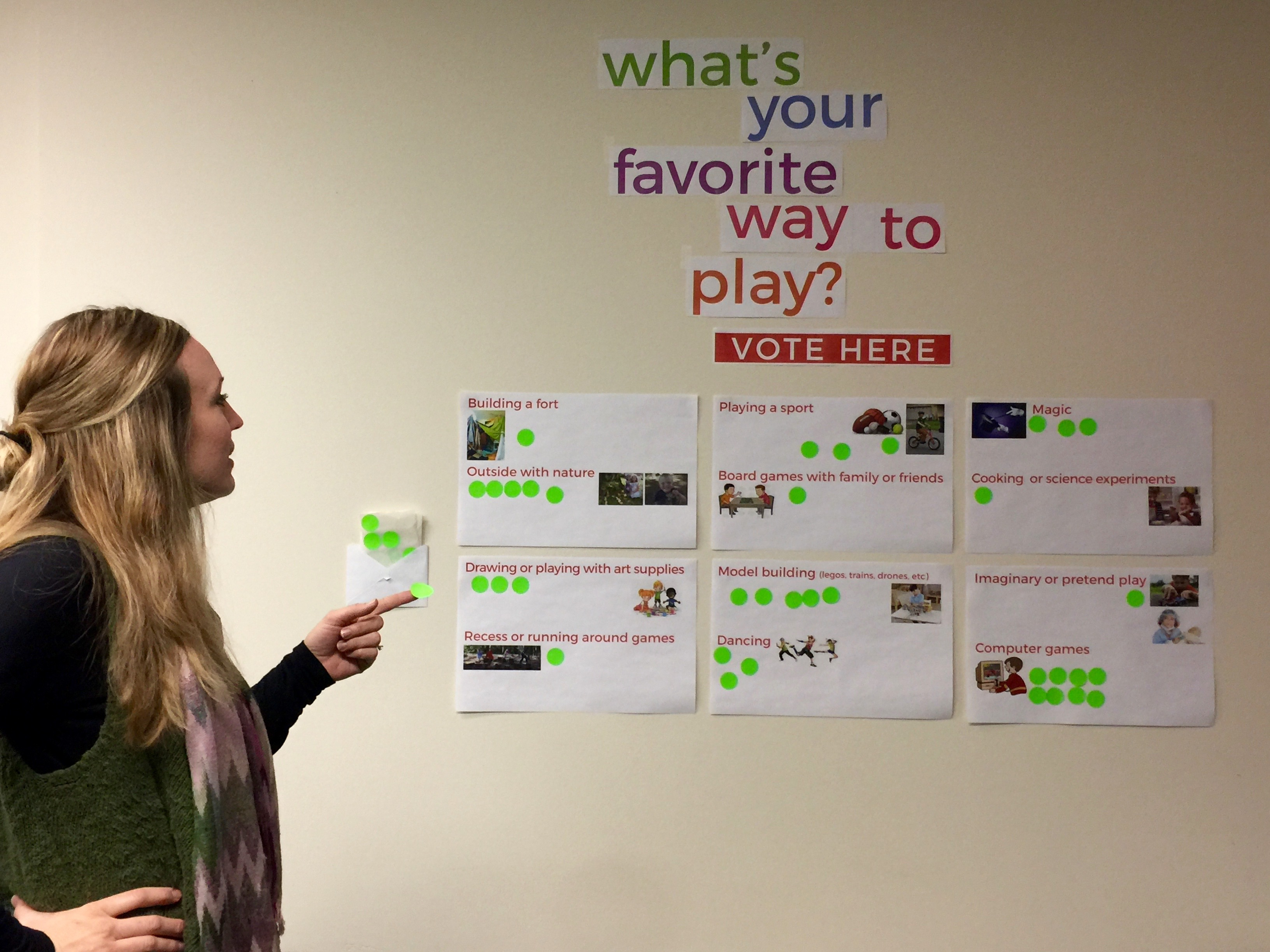 laura play voting