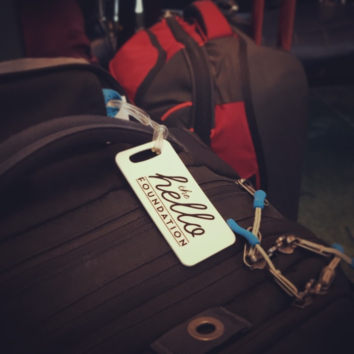 ASHA 17 travel tag