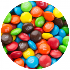 Candy bag mnm