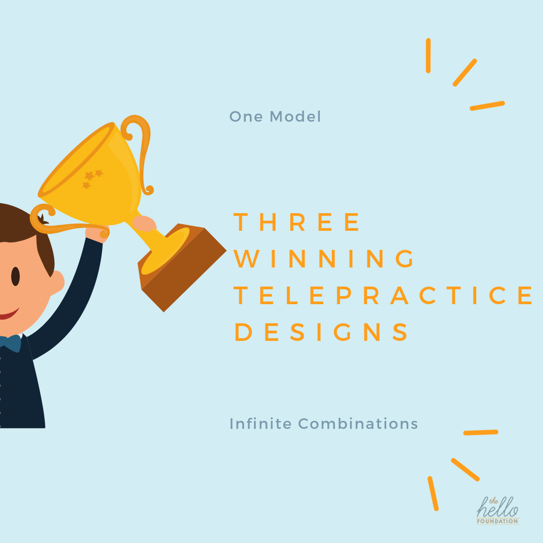 3 winning telepractice designs